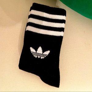 Adidas 2-pack Solid Crew Socks-women size 5-8